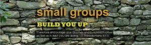Joint Life Group Bible Study